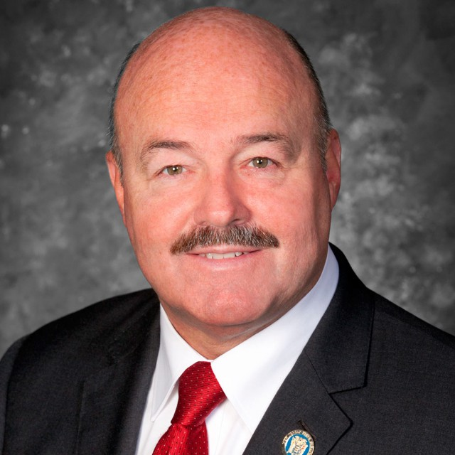 Senator Fred H. Madden Jr.