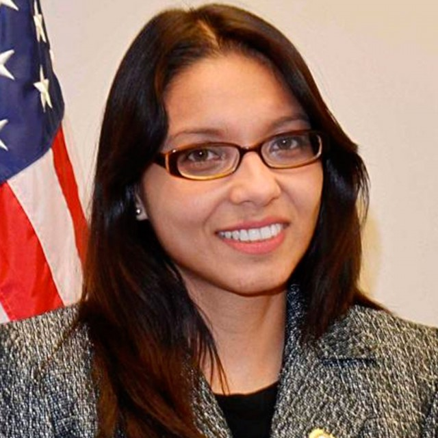 Assemblywoman Gabriela Mosquera